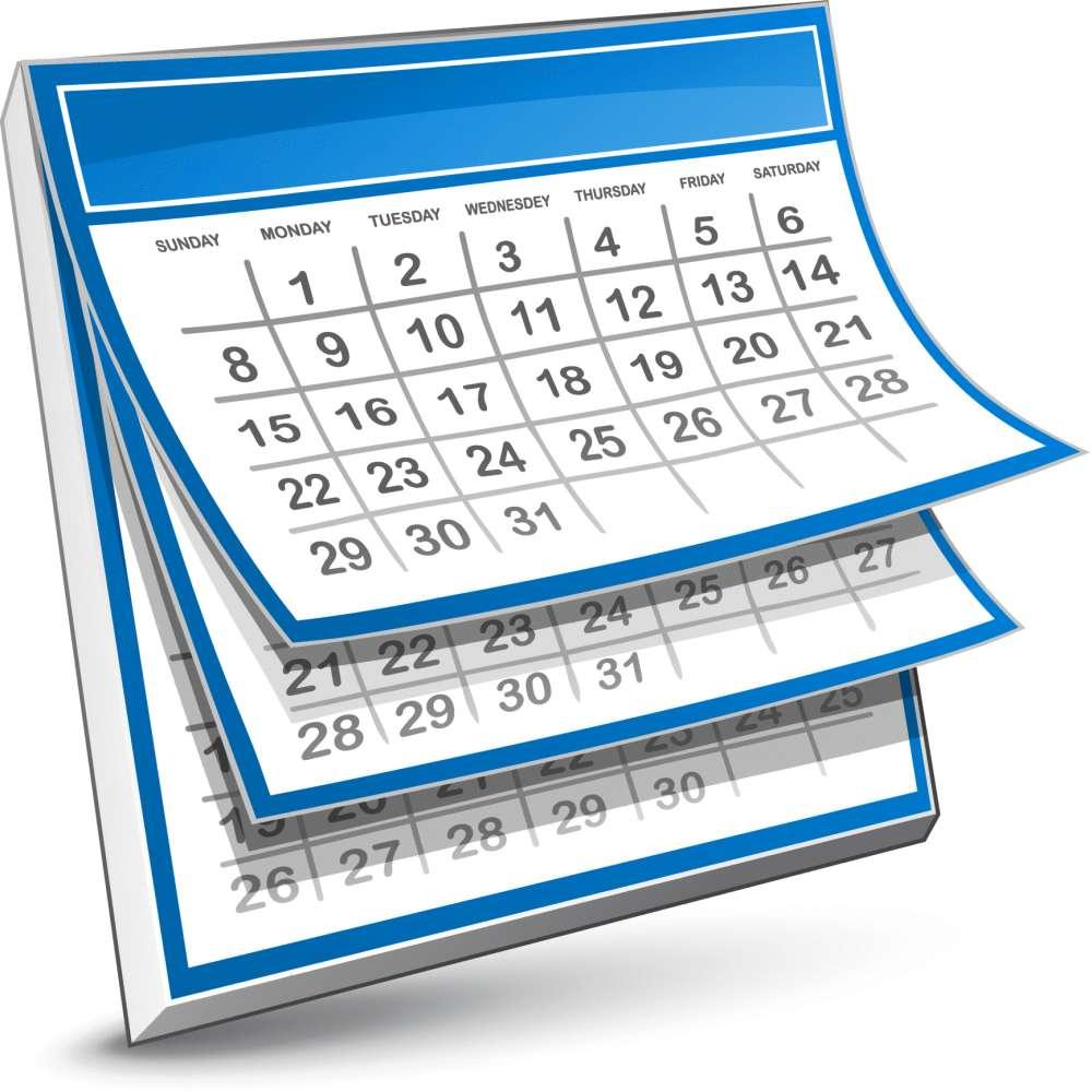 Music Gig Calendar Link